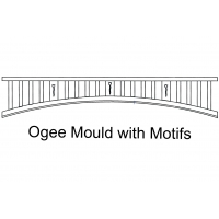 Curved Fretwork – Ogee