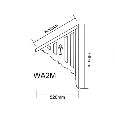 WA 2M (With Motif)