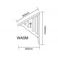 WA 5M (with Motifs)