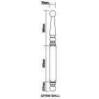 GF900 BALL