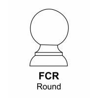 FCR Round - 90mm dia