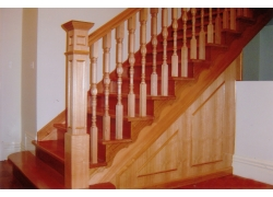 Custom Staircase Components